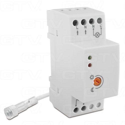 GTV Czujnik automat zmierzchowy z zewnętrzną sondą 4800W IP65 CZ-1 z kategorii oświetlenie