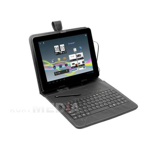 Etui z klawiaturą TRACER Etui z klawiaturą do Tabletów 9.7 cala Micro, kup u jednego z partnerów