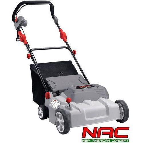 NAC Areator / wertykulator 2w1 1400 W, 36 cm (YT6701), towar z kategorii: Wertykulatory