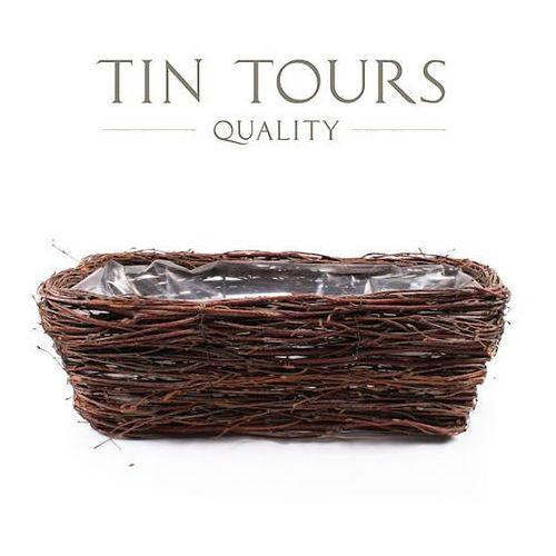 Produkt BALKONÓWKA Z BRZOZY 30x18x14 cm, marki Tin Tours Sp.z o.o.
