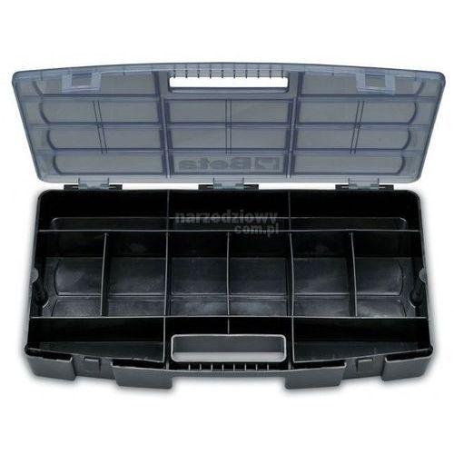 Towar z kategorii: skrzynki i walizki narzędziowe - BETA Skrzynka narzędziowa z wyjmowanymi przegródkami na