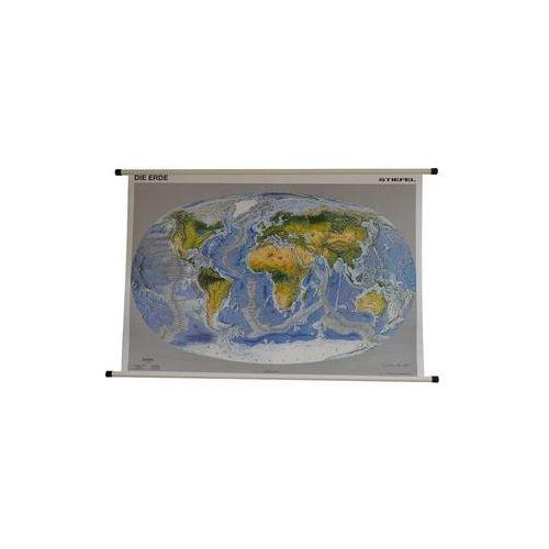 Świat mapa ścienna , produkt marki Stiefel