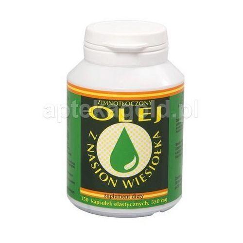 Olej z wiesiołka kaps. - 150 kaps., postać leku: kapsułki