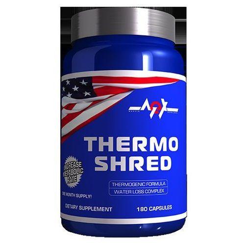 - thermo shred - 180cap wyprodukowany przez Mex nutrition