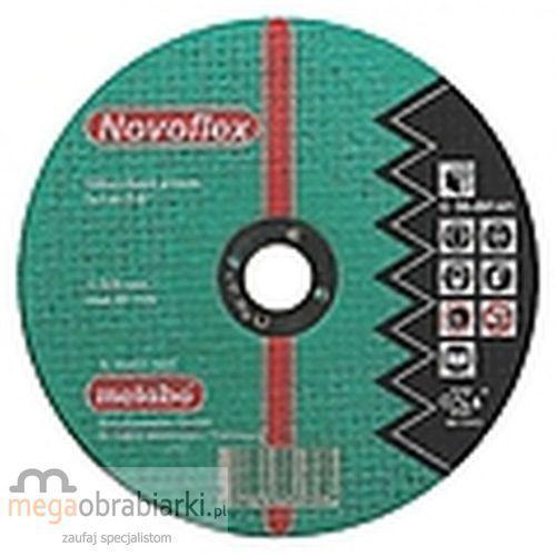 METABO Tarcza tnąca do kamienia 180 mm (25 szt) Novoflex C 30 wypukła RATY 0,5% NA CAŁY ASORTYMENT DZWOŃ 77 415 31 82 ze sklepu Megaobrabiarki - zaufaj specjalistom
