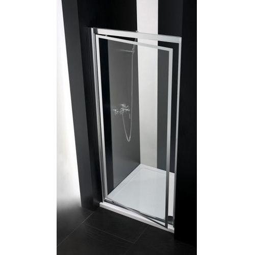 REA - Drzwi prysznicowe wnękowe SAXON (drzwi prysznicowe)