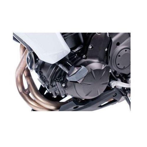 Puig y Kawasaki ER6N; 2012-2013 (czarne) | TRANSPORT KURIEREM GRATIS z kat. crash pady motocyklowe