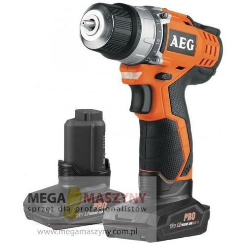 AEG Ultra kompaktowa wiertarko-wktrętarka 18V BS 18C Li 202C, kup u jednego z partnerów