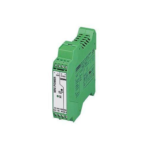 Artykuł Zasilacz na szynę Phoenix Contact MINI-PS-100-240AC/5DC/3, 5 V, 3 A z kategorii transformatory