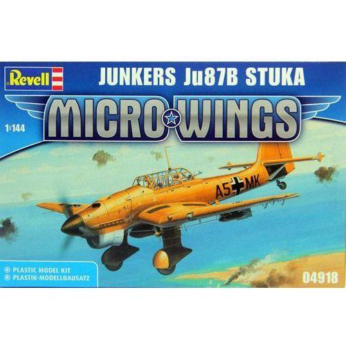 REVELL Micro Wings Junkers Ju 87B Stuka z kategorii Pozostałe ogrzewanie