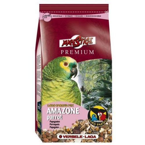 VERSELE-LAGA Prestige Premium Amazone Parrot Loro Parque Mix pokarm dla papug amazońskich, Versele-Laga