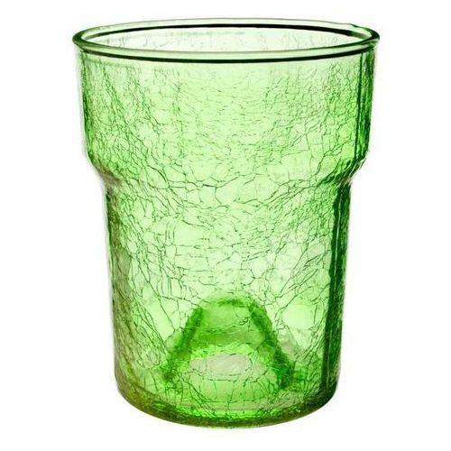 Osłonka szklana do storczyków, zielona, produkt marki Galicja