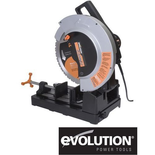 Produkt z kategorii- elektryczne przecinarki do glazury - EVOLUTION Wielozadaniowa przecinarka z tarczą z węglików spiekanych 355 mm (RAGE2)