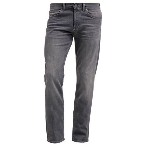 7 for all mankind SLIMMY Jeansy Slim fit greywornin - produkt z kategorii- spodnie męskie