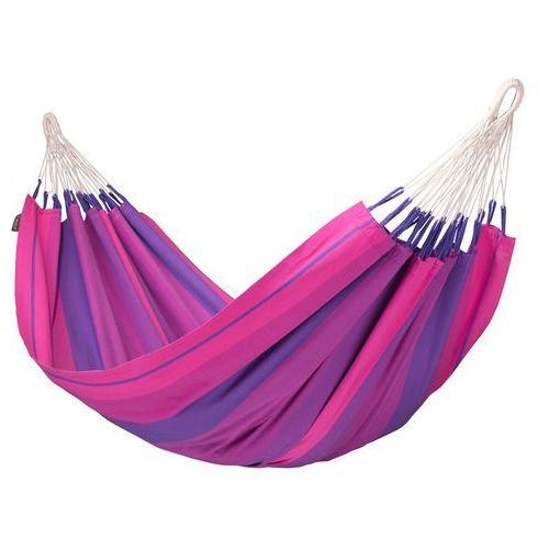 Hamak pojedynczy La Siesta Orquidea purple, produkt marki Produkty marki La Siesta