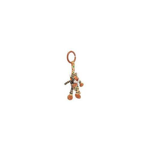 Diinglisar Wild clip twist, Tygrys. 16 cm (pacynka, kukiełka)