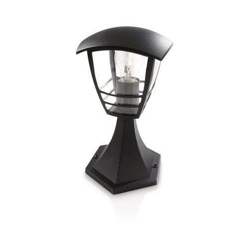 Lampa ogrodowa CREEK niska Czarna 1x60W PHILIPS 15382/30/16, Philips