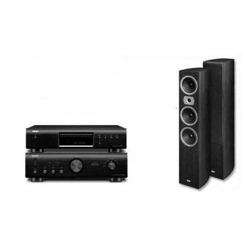Artykuł DENON PMA-520 + DCD-520 + HECO VICTA II 701 z kategorii zestawy hi-fi