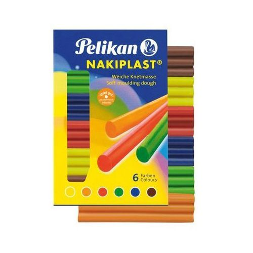 Oferta Plastelina Nakiplast Pelikan [0531447847c55451]