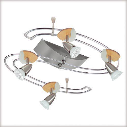 Hip Twister 150VA nikiel satyn.-buk z kategorii oświetlenie
