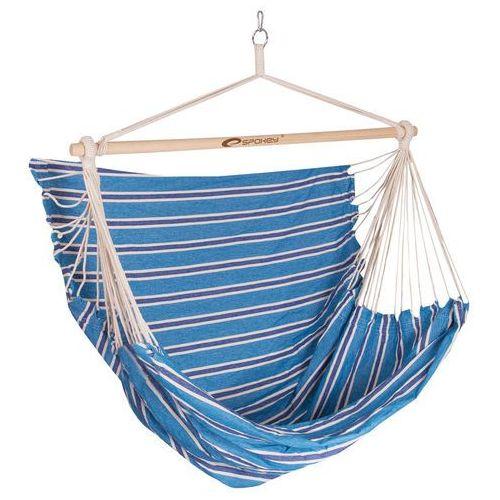 Hamak fotel  BENCH DELUXE niebieskie, produkt marki Spokey