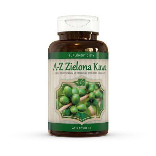 Zielona kawa a-z 60 kaps. wyprodukowany przez A-z medica