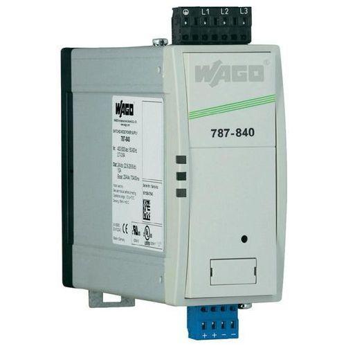 Artykuł Zasilacz impulsowany po stronie pierwotnej WAGO EPSITRON® PRO 787-840, 24 V/DC, 10 A, 240 W z katego