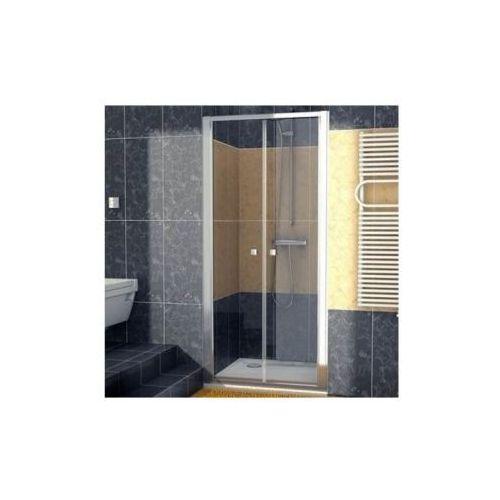 SANSWISS ECO-LINE Drzwi dwuczęściowe ECP2 (drzwi prysznicowe)