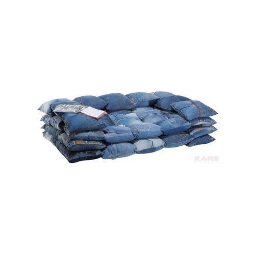 Fashion Rebels Sofa Jeans Cushions 2 Osobowa (76352), Kare Design