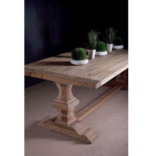 Stół drewniany teakowy BALI 240x100x77 cm BALI-STOL.OB-240-TEAK NAT (stół ogrodowy)