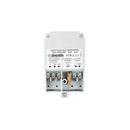 Transformator 230V/20V AC, TR 60 VA SATEL z kategorii Transformatory