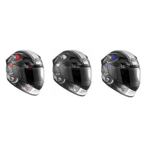 AGV kask MDS NEW SPRINTER integralny CREATURE z kategorii kaski motocyklowe