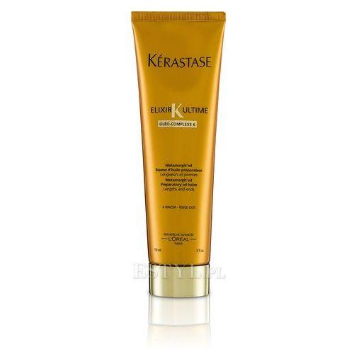 Kerastase Elixir Ultime Metamorph Oil - wstępny balsam do włosów uwrażliwionych 150ml - produkt z kategorii- odżywki do włosów