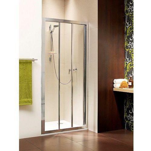 TREVISO DW 120 drzwi wnękowe brązowe 1200x1900 Radaway - 32333-01-08N (drzwi prysznicowe)
