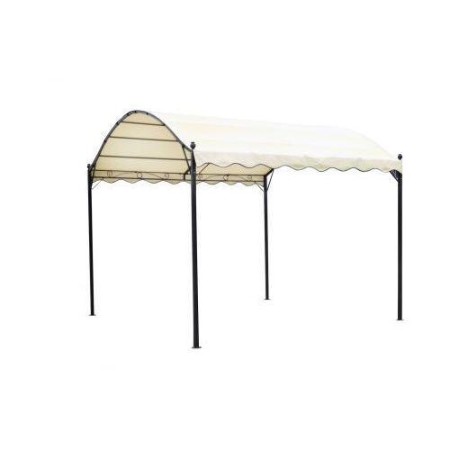 Zadaszenie do ogrodu, dach z materiału., produkt marki vidaXL