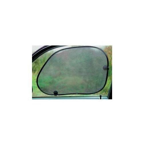 Artykuł Clona sluneční Carpoint na boční sklo vozidla / stínítko 2ks - černá z kategorii pozostałe akcesoria motocyklowe