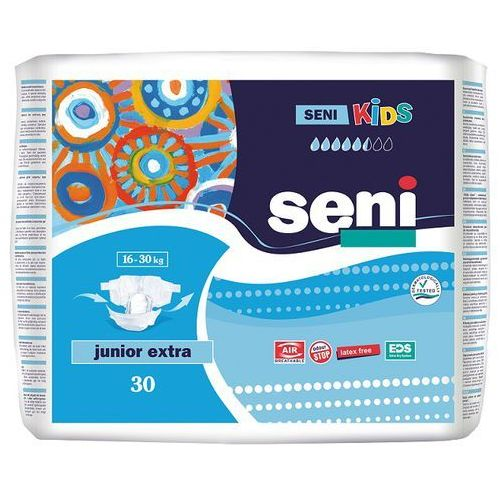 Produkt Pieluchomajtki Seni Kids Junior Extra (16-30kg) 30szt.