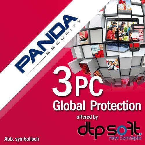 Panda Global Protection 2015 PL 3 PC 12 Miesiecy - produkt z kategorii- Pozostałe oprogramowanie