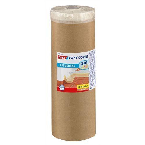 Papier malarski z taśmą Easy Cover Universal Tesa 300mm x 20m ze sklepu Praktiker