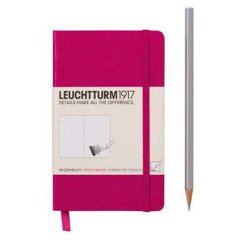 Szkicownik Pocket Leuchtturm1917 gładki malinowy 344990 - oferta [25a0447677257571]