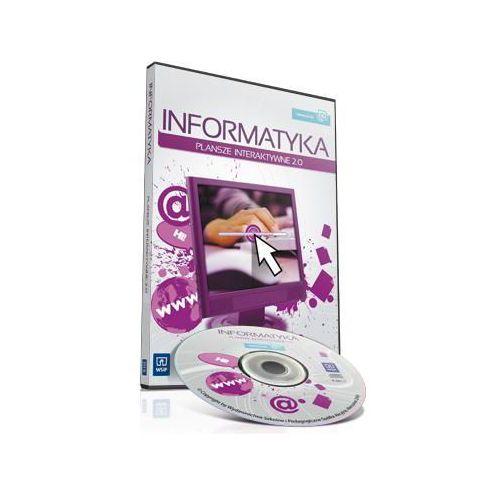 Informatyka. Plansze interaktywne 2.0. Gimnazjum