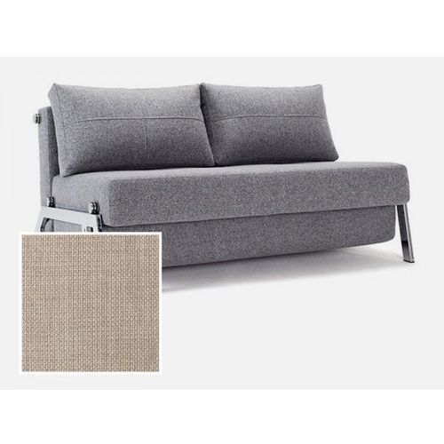 Sofa Cobed Deluxe beżowa 501  744001501-01-2-744001-0, INNOVATION iStyle