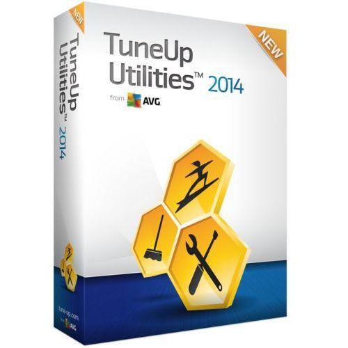 TuneUp Utilities 2014 PL Tune UP 3 PC - produkt z kategorii- Pozostałe oprogramowanie