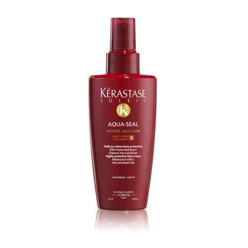Kerastase Soleil Aqua Seal Protective Fluid Cream 125ml W Odżywka do włosów - produkt z kategorii- odżywki do włosów