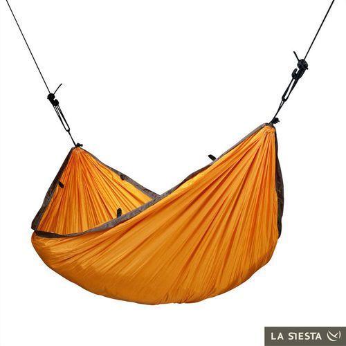Hamak siatka Colibri  single CLH 15-5 pomarańczowy, produkt marki La Siesta