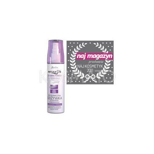 Produkt z kategorii- pozostałe kosmetyki do włosów - Marion Natura Silk do włosów farbowanych, 150 ml
