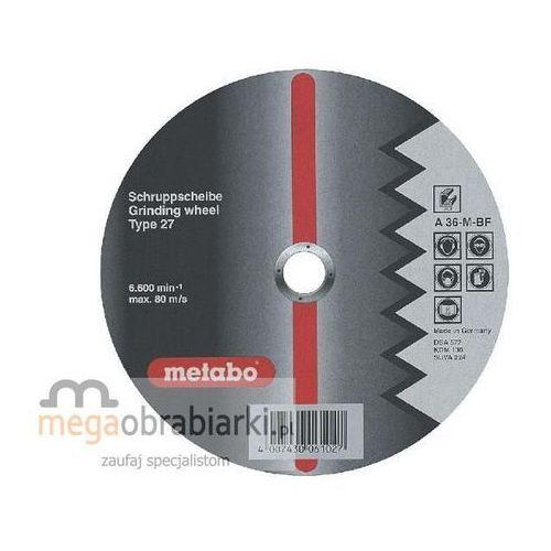 Oferta METABO Tarcza tnąca do aluminium 230 mm (10 szt) Flexiamant Super A 36-M wypukła RATY 0,5% NA CAŁY ASORTYMENT DZWOŃ 77 415 31 82