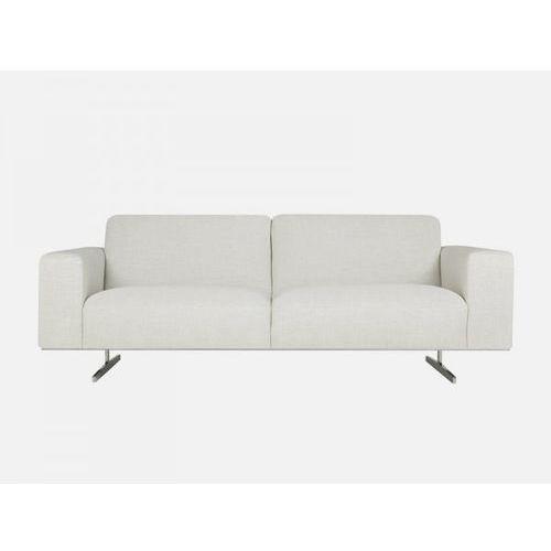 Sofa Linus 3 seater ORIGIN 1 natur tkanina biała  E1777-0400-2S-ORIGIN1, Sits
