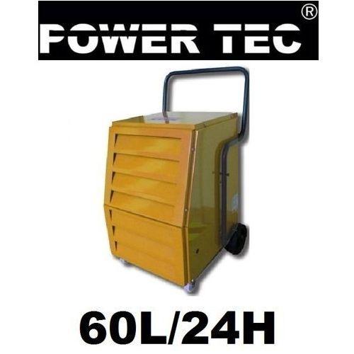 OSUSZACZ POWIETRZA POCHŁANIACZ WILGOCI POWER TEC PT 60L, towar z kategorii: Osuszacze powietrza