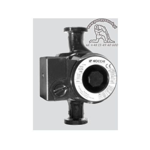 Towar z kategorii: pompy cyrkulacyjne - Pompa obiegowa SR3 25/40 1'' 1/2 - 180 NOCCHI